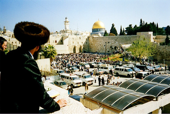 Passover-Western-Wall