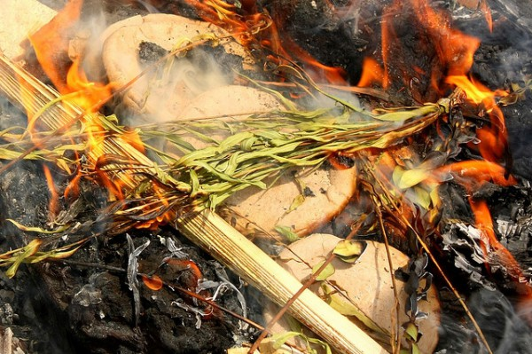burning-chametz