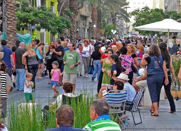 Haifa-street party