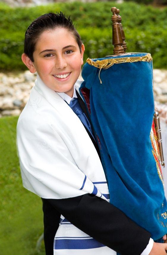 Bar Mitzvah-Torah