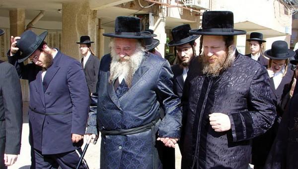 Grand Rabbis-Jerusalem