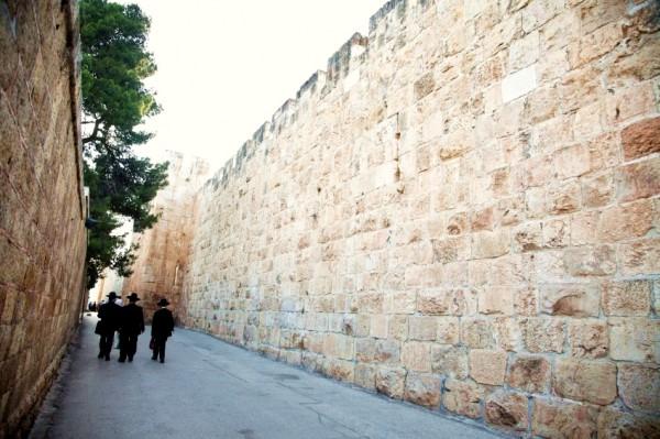 Streets-Old City-Jerusalem