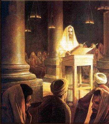 Yeshua-Jesus-teaching-Shabbat