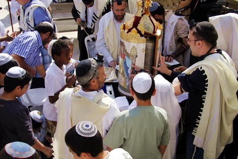 Bar-Mitzvah-Wailing Wall-Torah