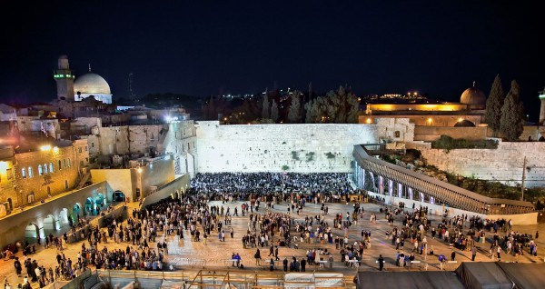 Western Wall-Temple Mount-Har Ha-Bayit-Jerusalem