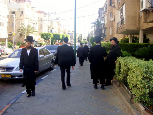 ultra-orthodox