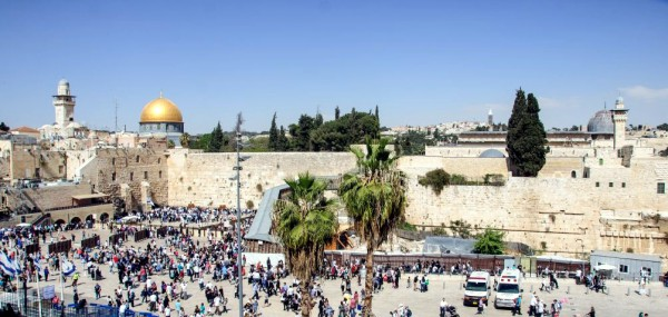Kotel-plaza-Dome of the Rock-Temple Mount