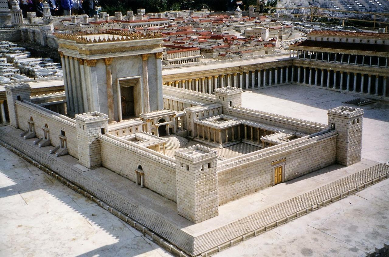 Herod's Temple-Jerusalem