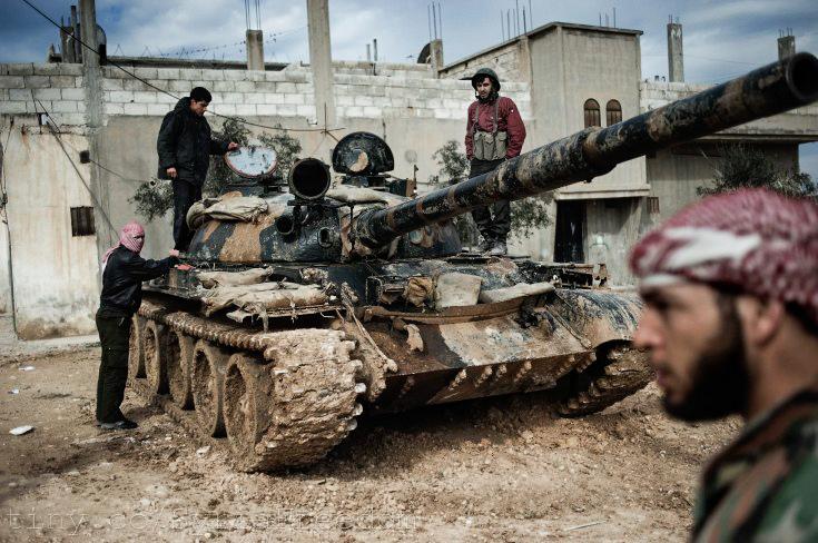 Syrian-Army-tank