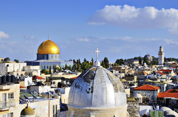 Yeshua-Light of Jerusalem