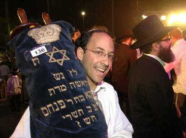 Torah-God's instructions-Simchat Torah
