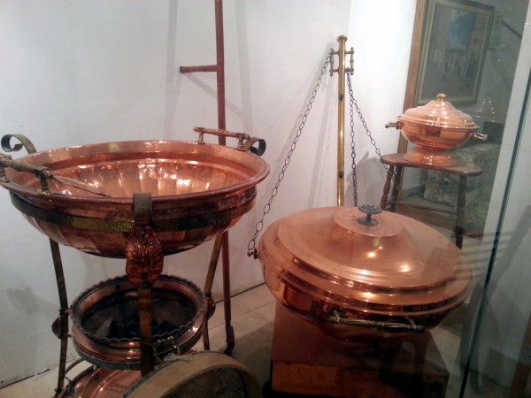 Copper vessels-Third Temple-Abuv-Tiered stand-Roasting -Omer on Passover