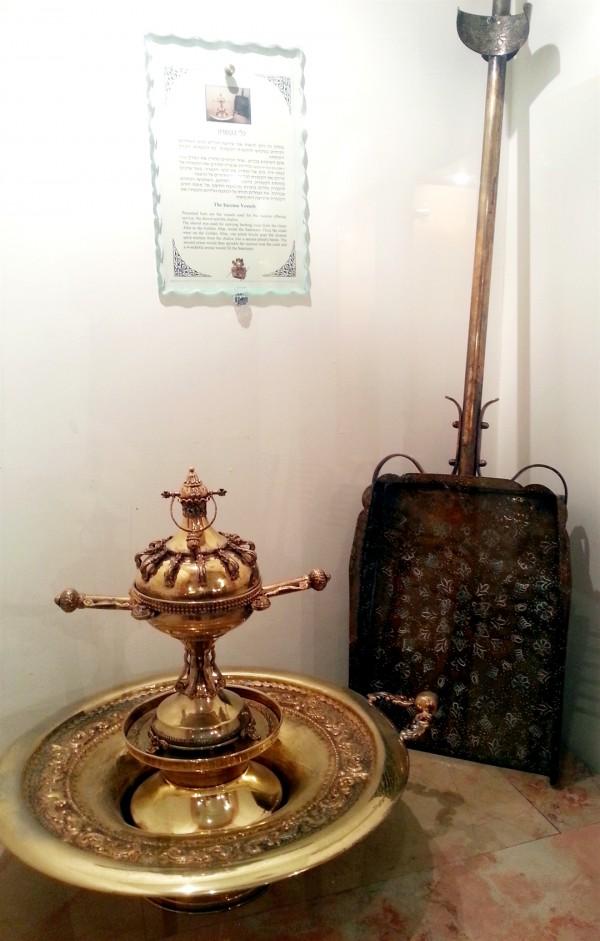 incense chalice-Golden Incense Altar
