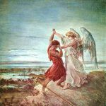 Jacob-wrestling-angel