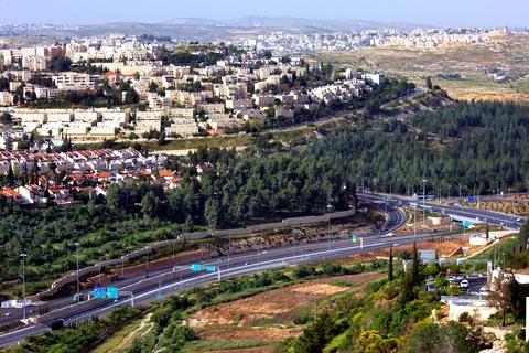 Jerusalem-highway