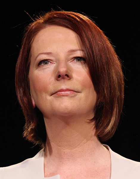 Australia's Prime Minister-Julia Gillard