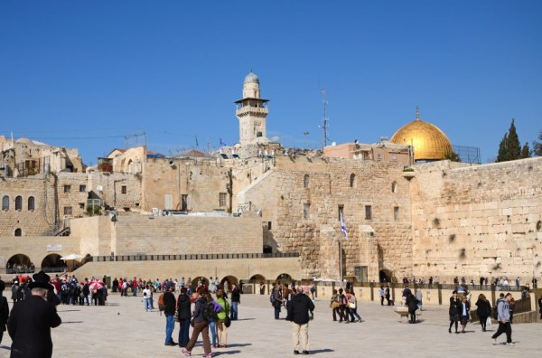 Western-Wall-plaza-Dome-Rock