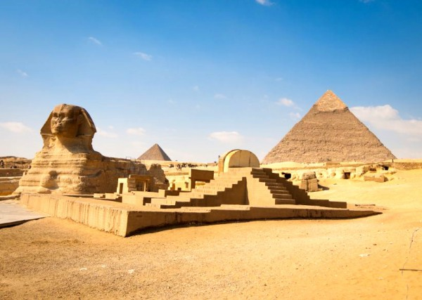 Pyramids-Giza-Sphinx