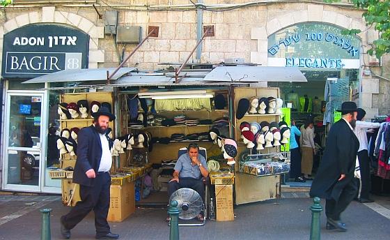 Kiosk-Mea-Shearim