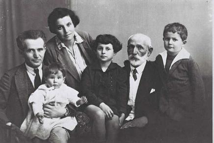 David Ben Gurion Family