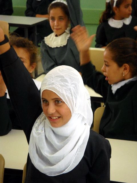school children-Gaza