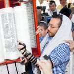 Torah-scroll-Jerusalem