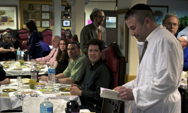 Conregational Seder-philanthropic organizations