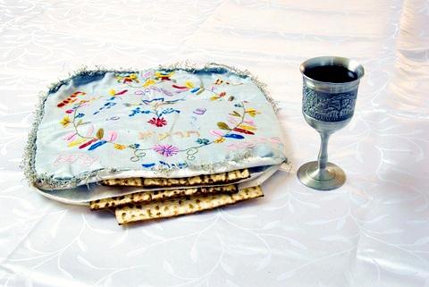 Matzah-tash-afikomen-Seder
