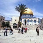 Temple Mount_Dome of the Rock_Kodesh HaKodashim