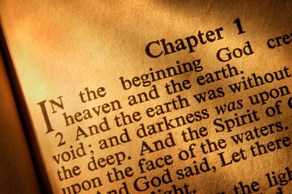 Beresheet-Genesis-Chapter One