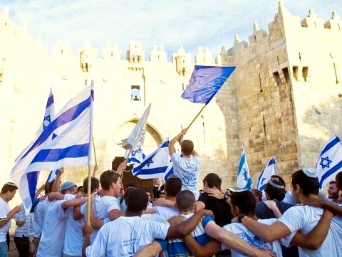 Jerusalem-day-Damascus-Gate