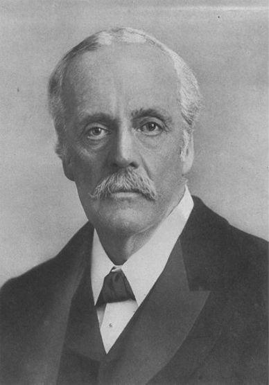 Black-White-Portrait-Lord Balfour