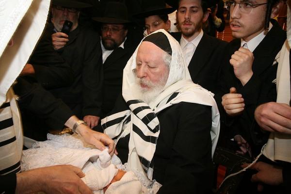 Gerrer, Rebbe, Yaakov, Alter, Sandek, Brit Milah