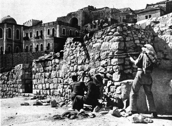 Arab-legion-Jewish-quarter-Jerusalem-May -948
