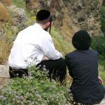 Couple-Israeli nature