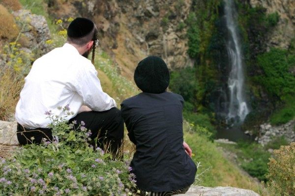 couple-Israeli-nature