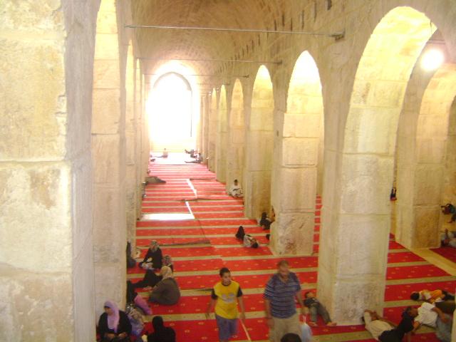 Solomon's Stables-Mosque