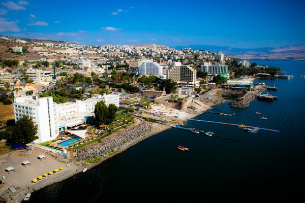 Tiberias-Israel