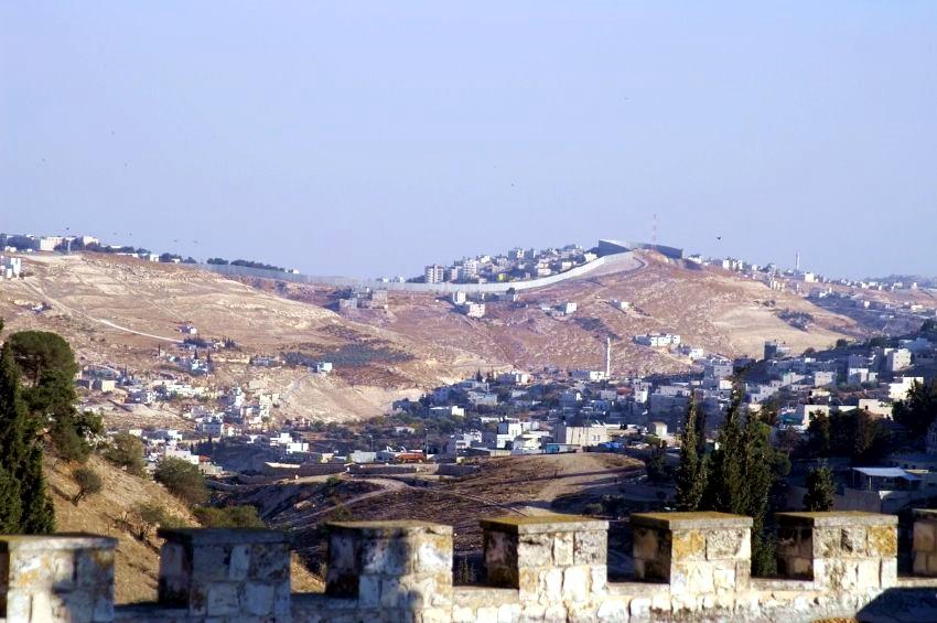 Jerusalem Mountains