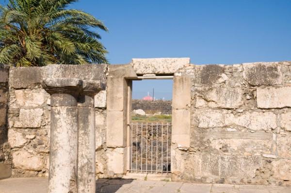 Kfar-Nahum-Sea-of-Galilee