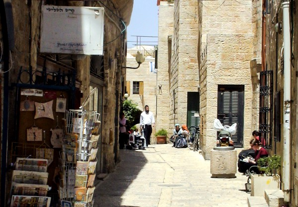 Jerusalem-street-old-city
