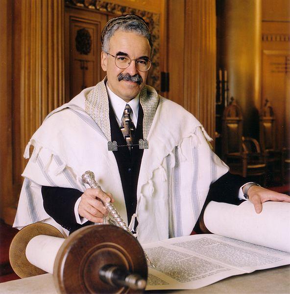 Rabbi Gerald Weider-Brooklyn's Congregation