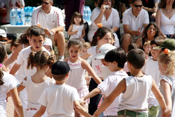 Children, Dance, Shavuot