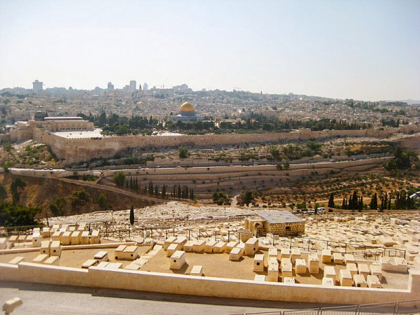 Jewish-Cemetery-Mount of Olives