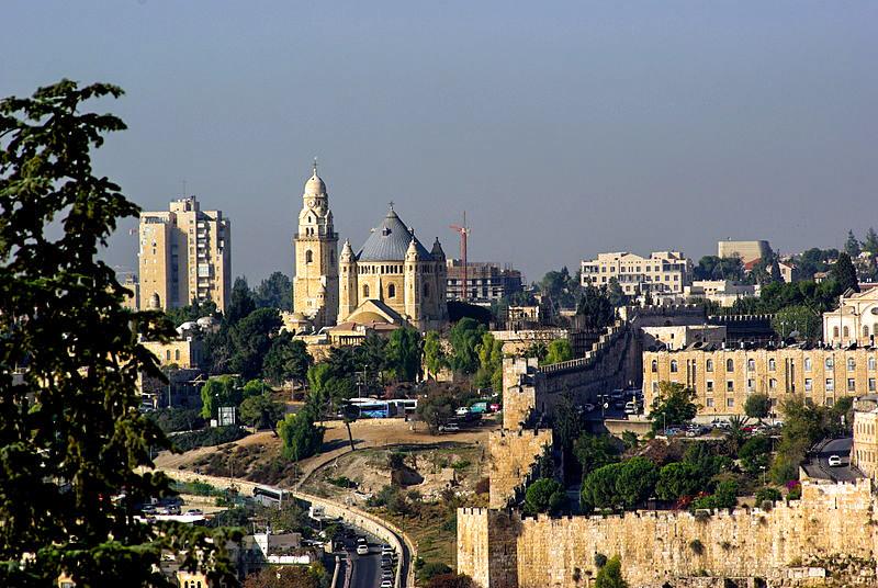 Jerusalem-Dormitio-Church
