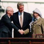 Bill Clinton_Yitzhak Rabin_Yasser Arafat_ White House