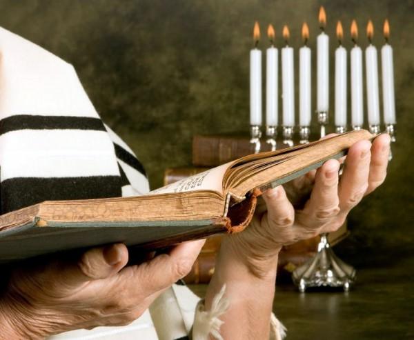 Bible-Menorah