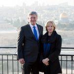 Harpers-Mount of Olives-Jerusalem-PM-Canada