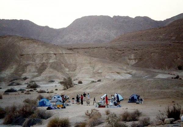 Negev Desert-Stargazers