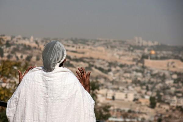 King Solomon's prayer-Temple Mount-Sigd-annual holyday-Ethiopian Jews-women of valor
